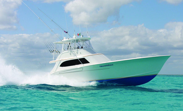 Charter boat from Oregon Inlet Fishing Center