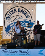 Outer Banks Seafood Festival Live Music