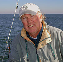 Albatross Fleet captain Ernie Foster