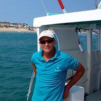Albatross Fleet Captain Mike Scott