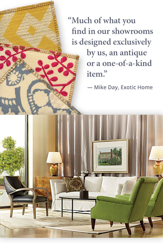 Exotic Home Quote