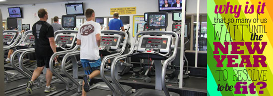 Treadmills at Outer Banks YMCA