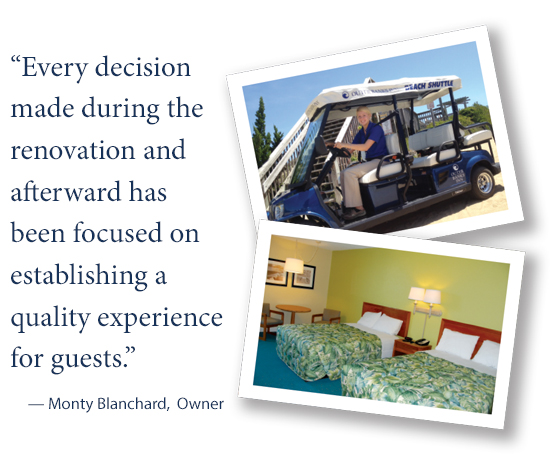Outer Banks Inn Quote