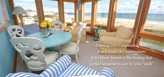 Oceanfront Home at Kitty Hawk Realty
