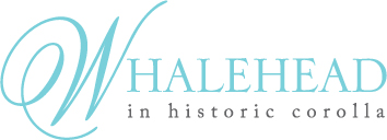 Whalehead in Historic Corolla Village logo
