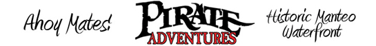 Pirate Adventures logo