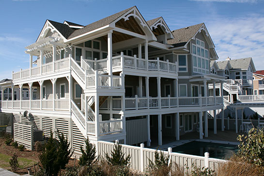 Beach Realty & Construction Vacation Rental