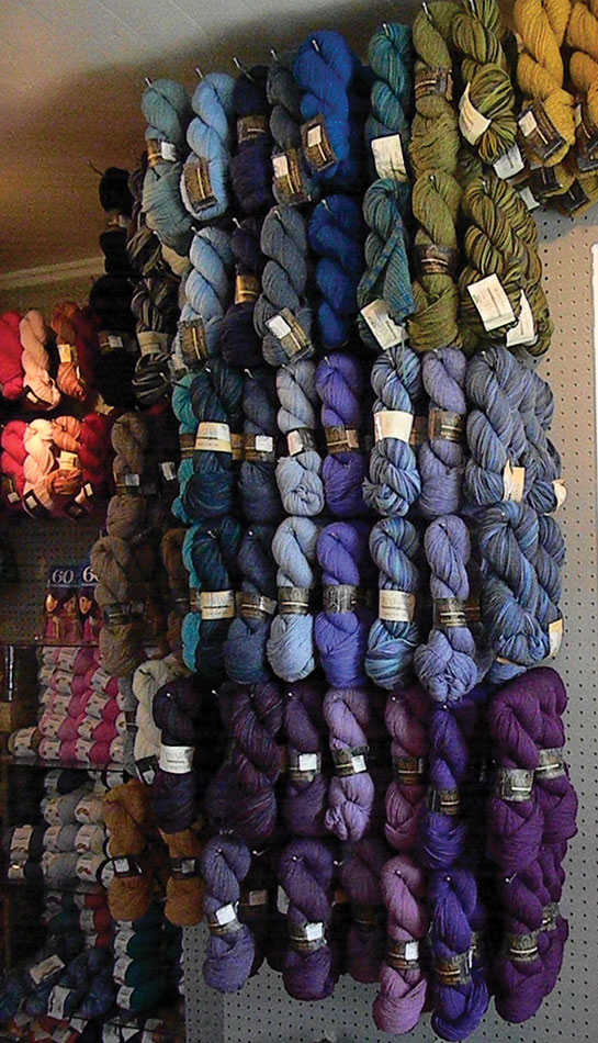 Blue Pelican Gallery Yarns