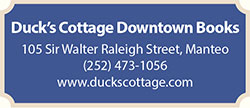 Duck Cottage's Downtown Books