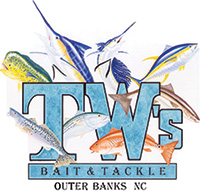 TWs Bait and Tackle Logo