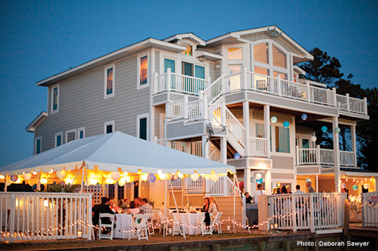 Outer Banks Wedding Event Home