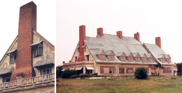 Old images of the Whalehead Club