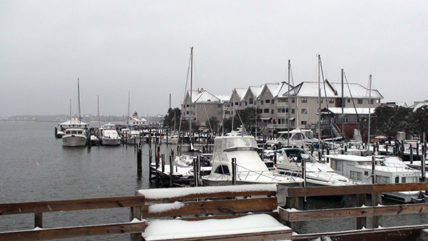 Downtown Manteo Waterfront