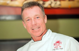 Red Sky Cafe Chef Owner Wes Stepp