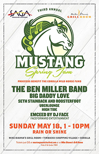 3rd Annual Mustang Spring Jam