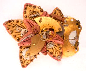 Steam Punk Flowers Workshop