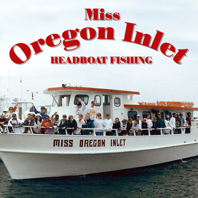 Miss Oregon Inlet Headboat