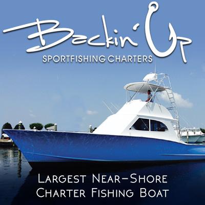 Inshore near shore trips backin 39 up sportfishing for Fishing charters near me