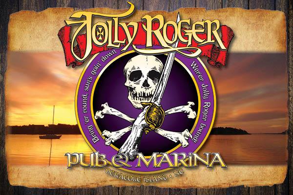 Jolly Roger Pub & Marina Ocracoke
