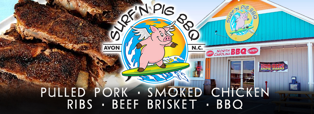 Surf'n Pig BBQ Avon Outer Banks