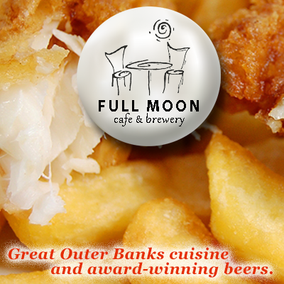 Full Moon Cafe and Lost Colony Brewery