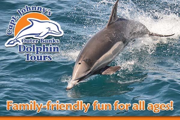 Captain Johnny's Dolphin Tours