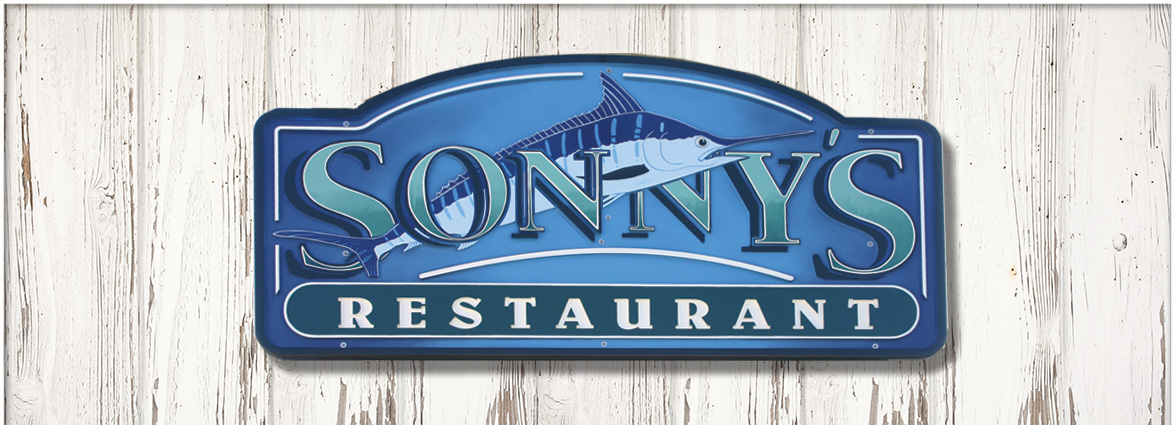 Sonny's Restaurant on the Hatteras Waterfront