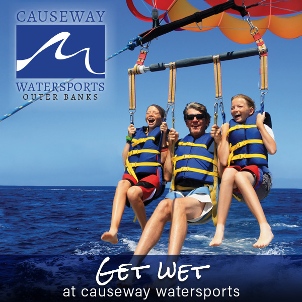 Causeway Watersports, Nags Head Outer Banks