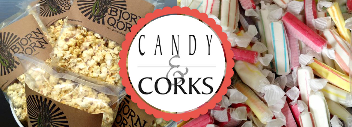 Candy & Corks