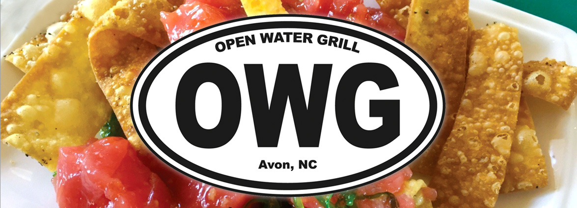 Open Water Grill: Hatteras Restaurant Avon NC