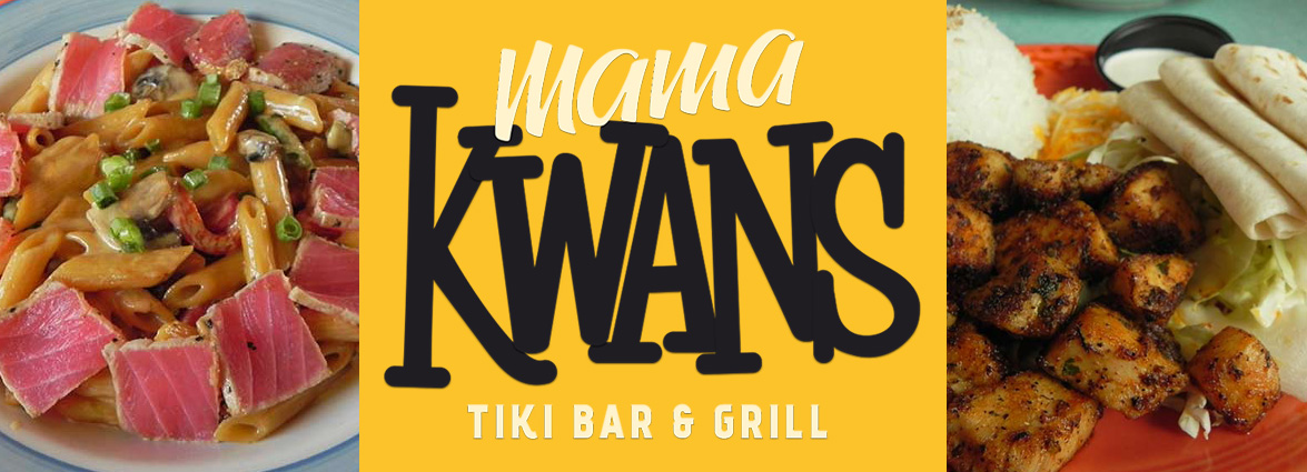 Mama Kwans Tiki Bar & Grill