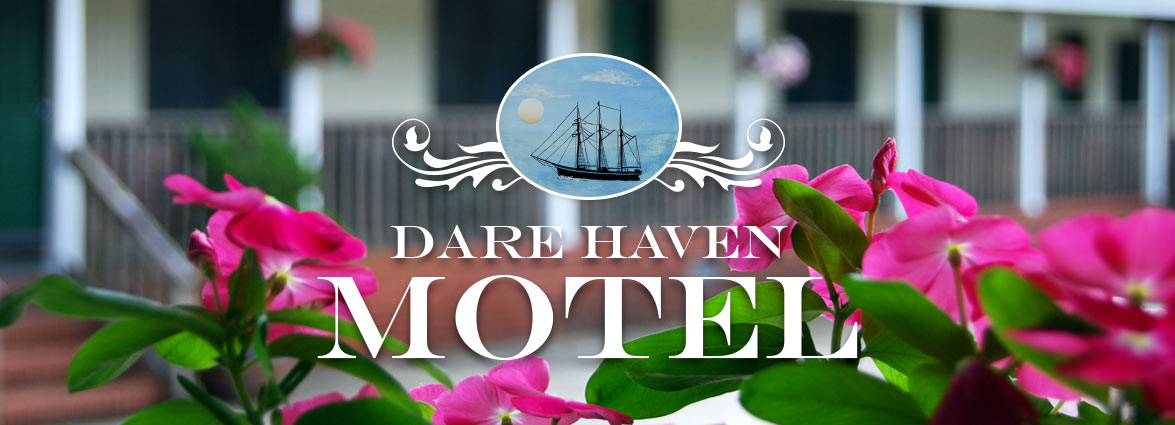The Dare Haven Motel on the Outer Banks