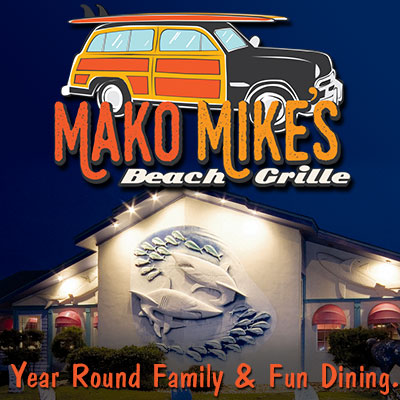 Mako Mike's Beach Grille
