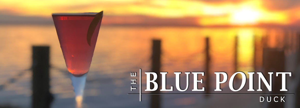 THE BLUE POINT Restaurant in Duck, NC