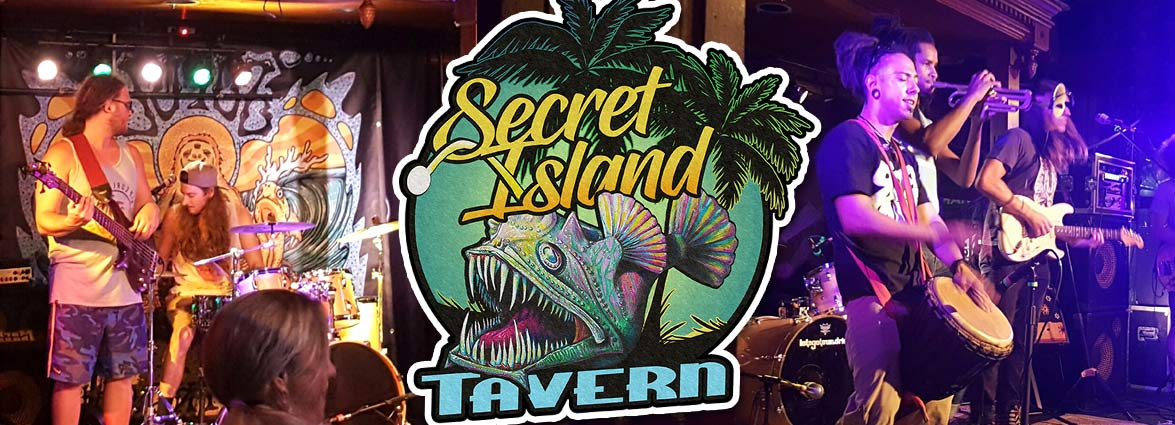 Secret Island Tavern Outer Banks