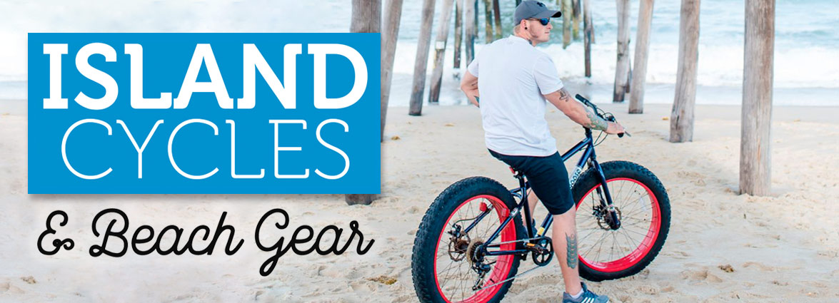 Island Cycles & Beach Gear