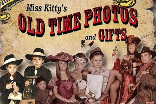 Miss Kitty's Old Time Photos and Gifts