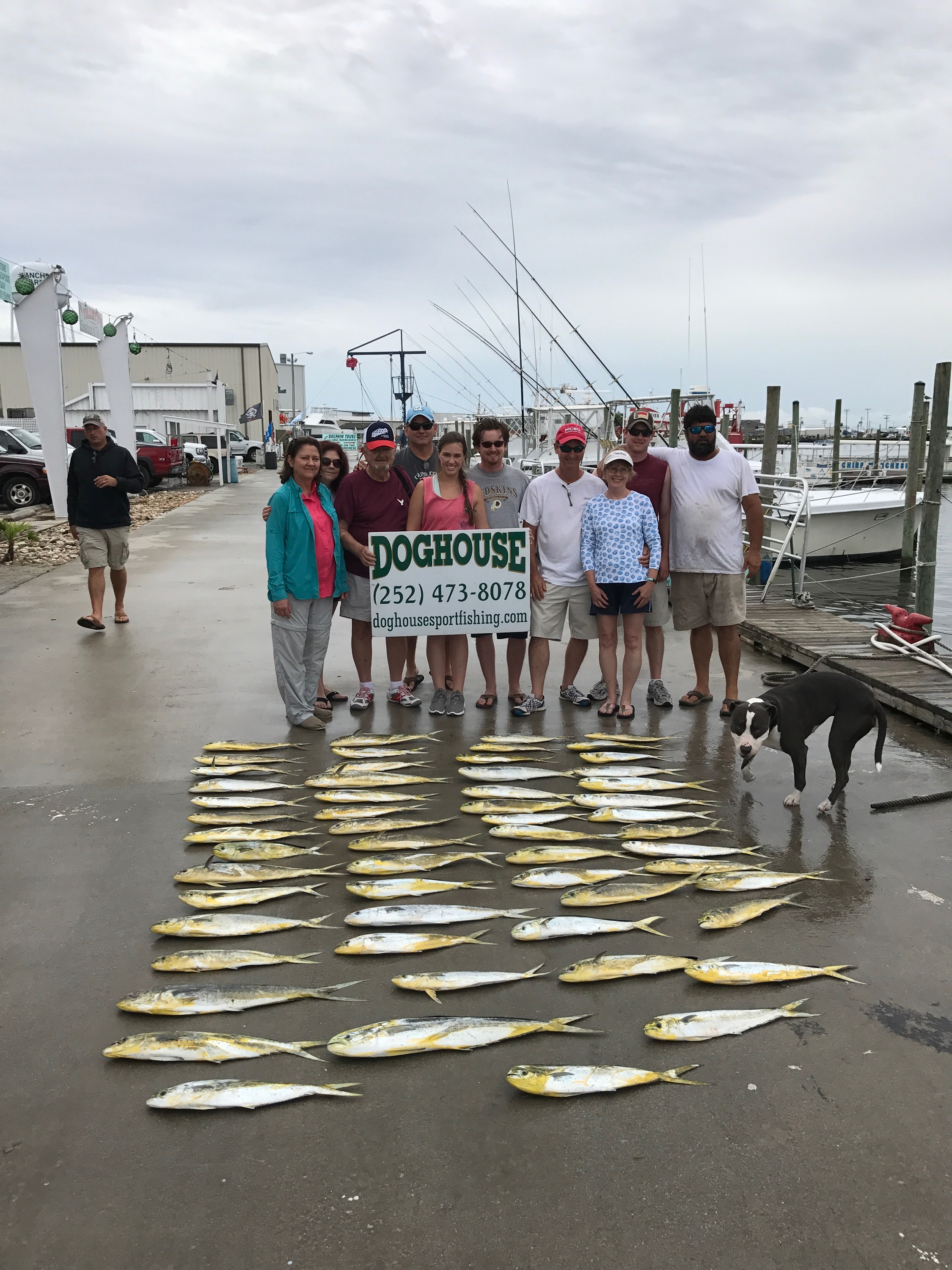 7 19 2017 july 19 2017 obx marina outer banks for Obx fishing report