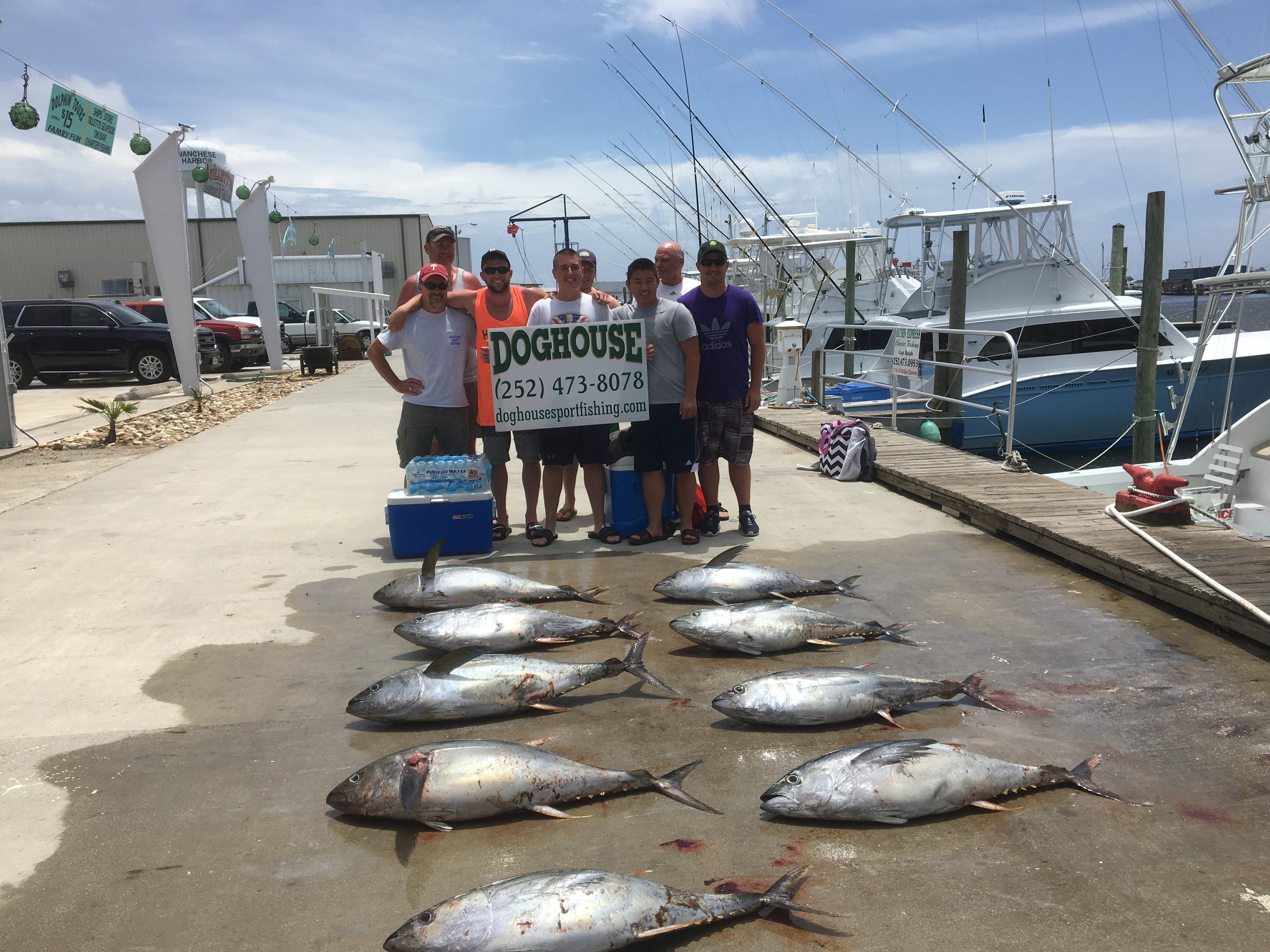 6 20 2017 june 20 2017 obx marina outer banks for Obx fishing report