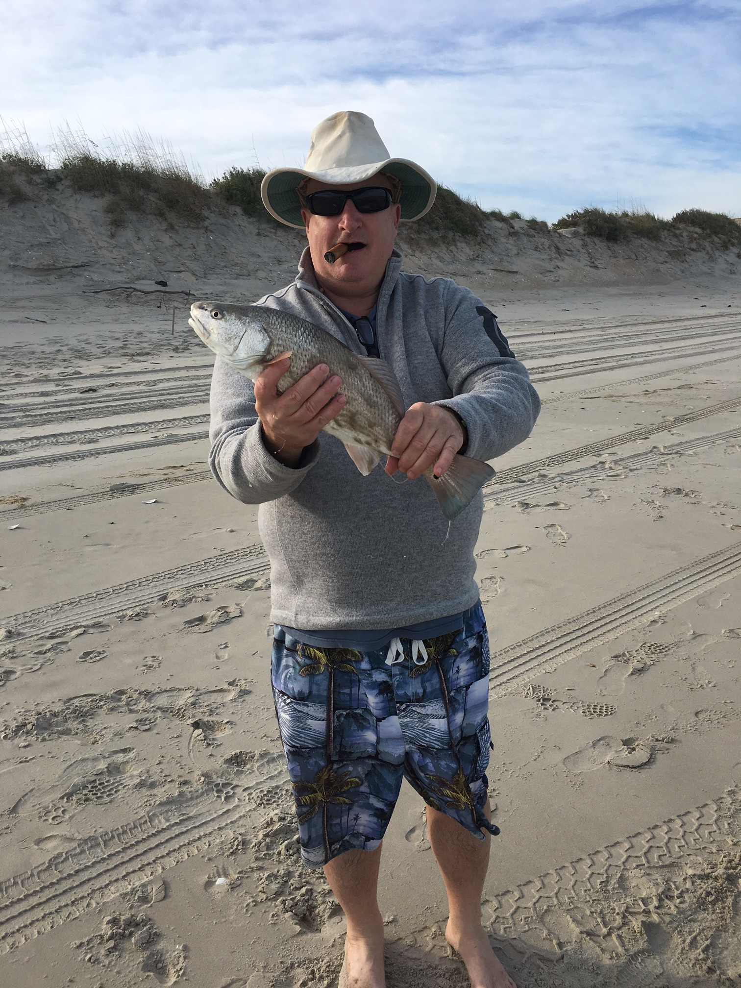 Corolla fish report november 13 2016 obx bait and for Fishing report outer banks