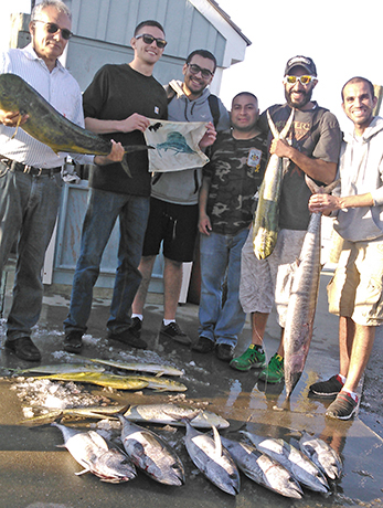Fun day on the gulfstream october 29 2016 tuna duck for Fishing in duck nc