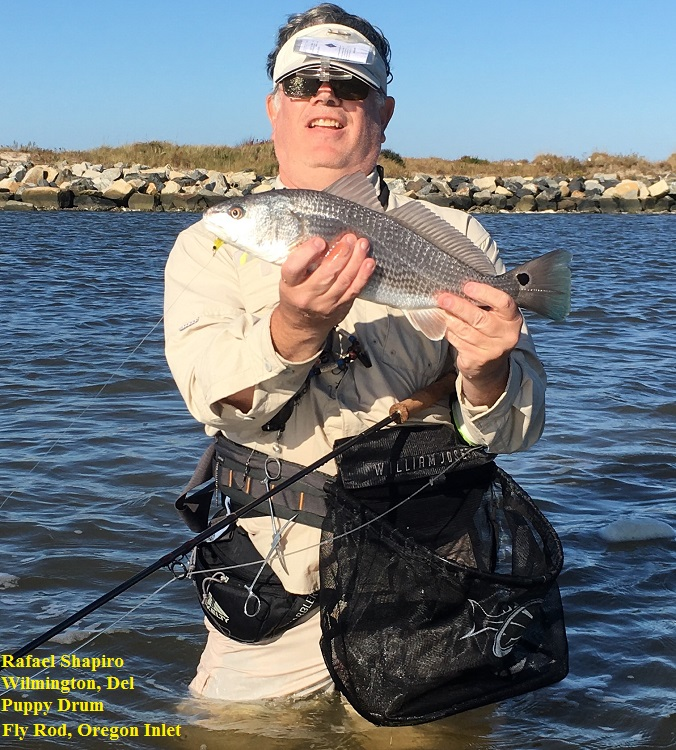 Daily fishing report october 20 2016 tw s bait for Obx fishing reports