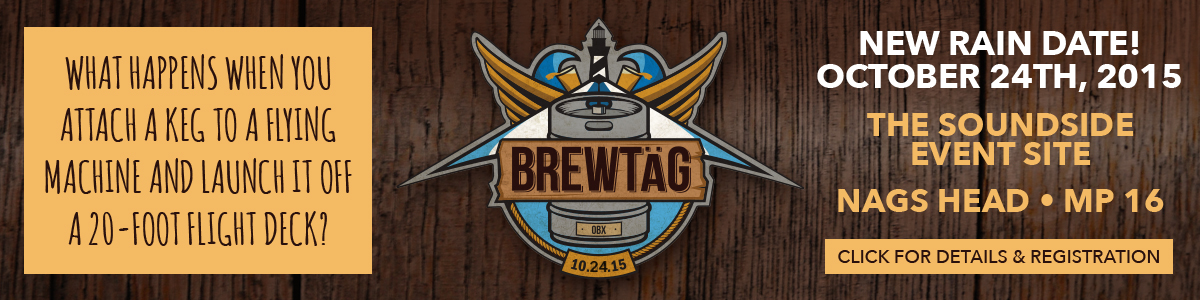 OBX Brewtag by Kitty Hawk Kites
