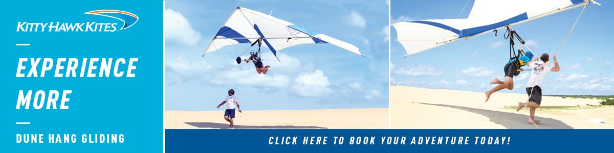 Hang Glide with Kitty Hawk Kites