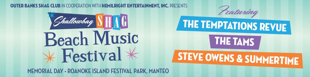 Beach Music Festival - Shallowbag Shag 2016