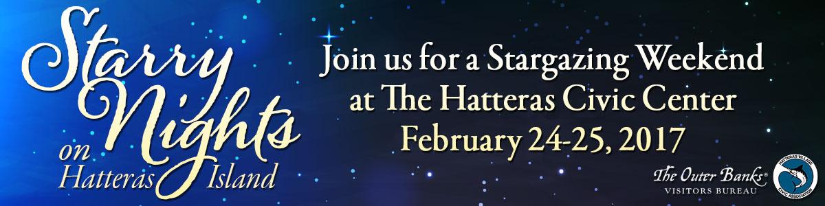 Starry Nights on Hatteras Island