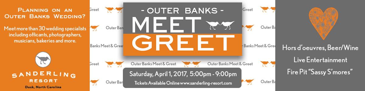 Sanderling Meet Greet