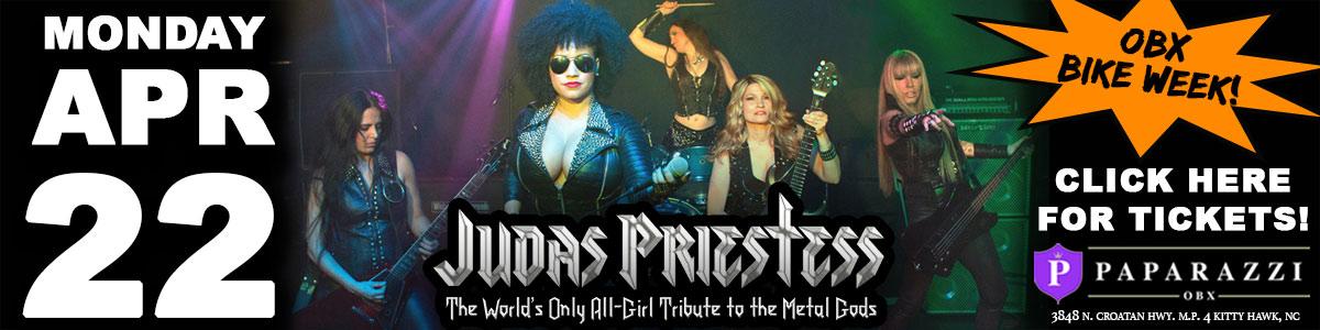 Judas Priestess Tribute Band