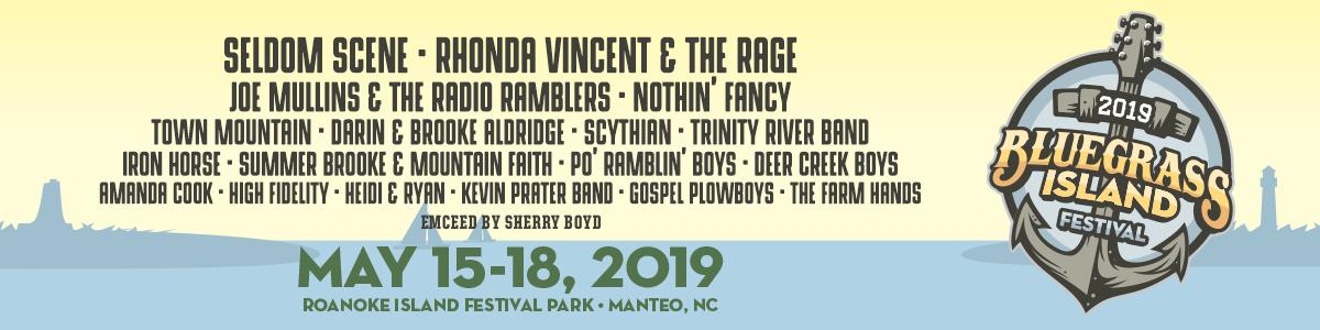 Bluegrass Island Festival 2019
