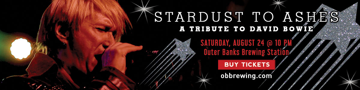 Stardust to Ashes at Outer Banks Brewing Station